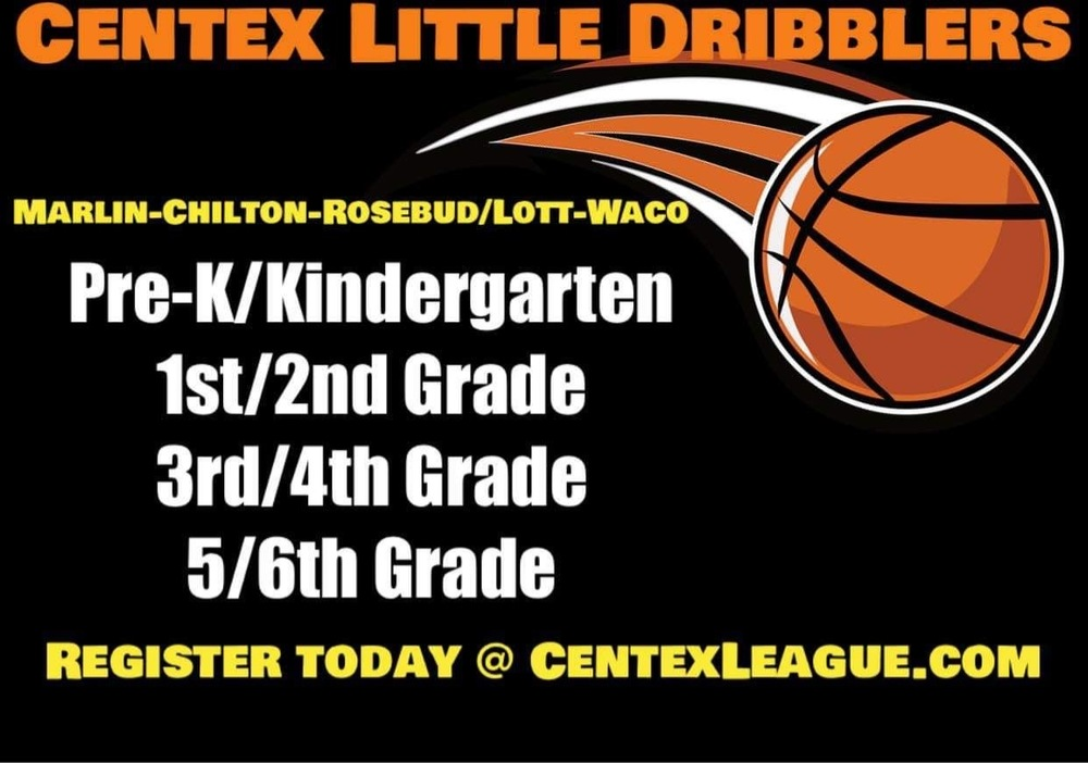 Centex Little Dribblers: Community Announcement