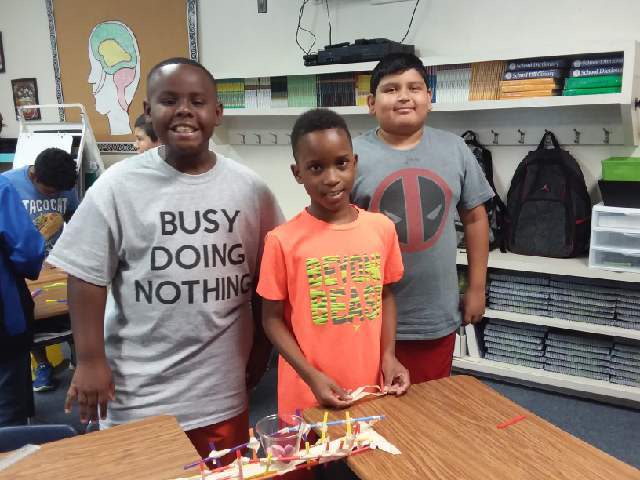 Building Bridges Challenge