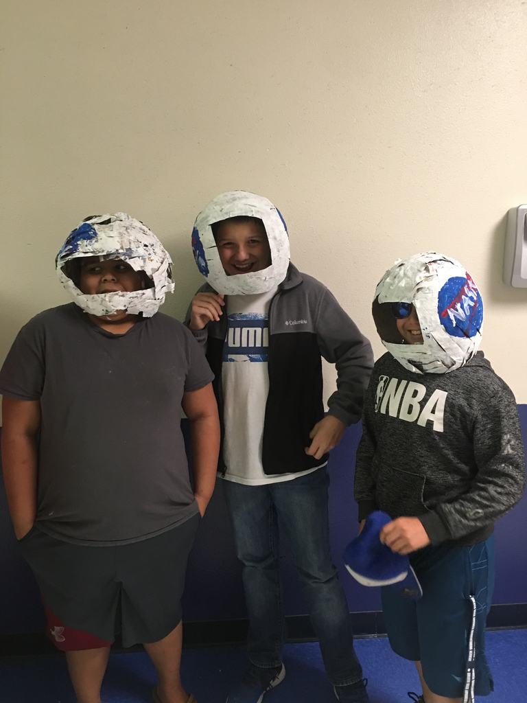 The Space Helmets Fit!!!