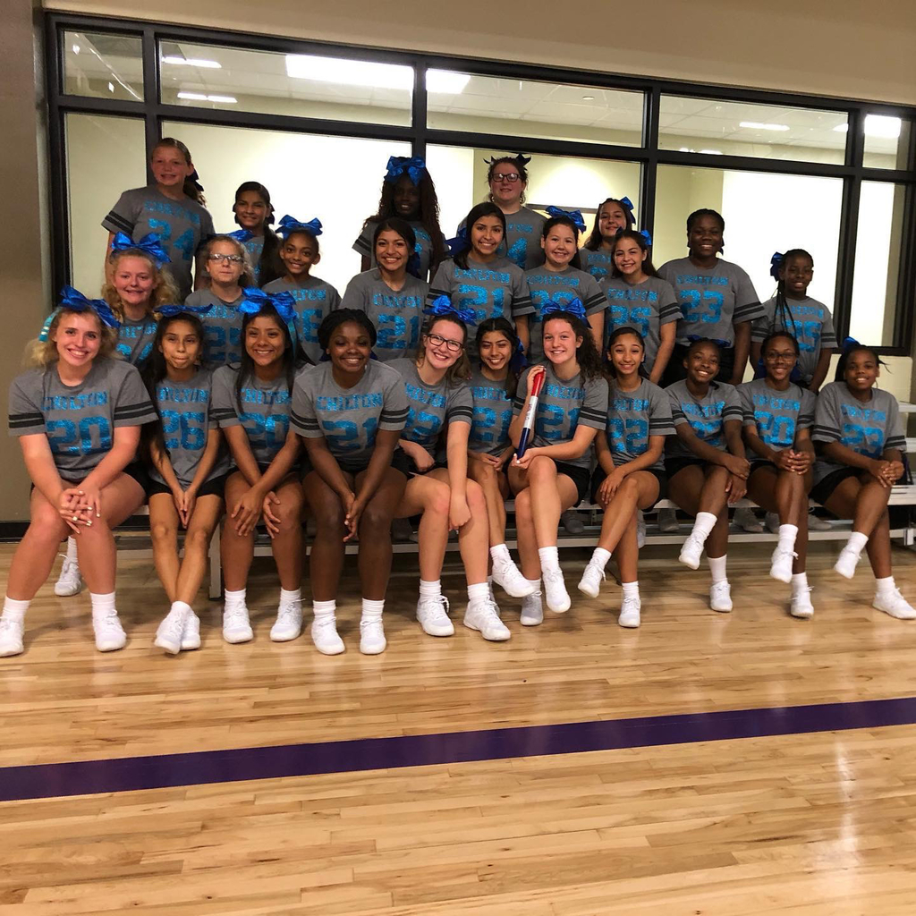 2019-2020 JH and Varsity Cheerleaders