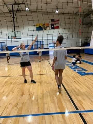 Volleyball Camp 2019