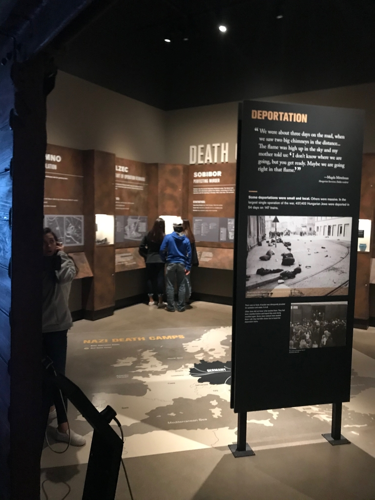 Dallas Holocaust Museum
