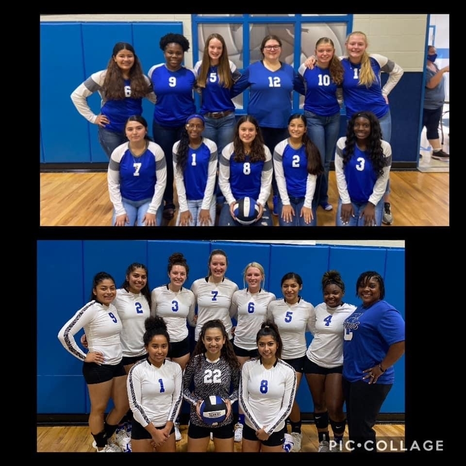 Lady Pirates Volleyball